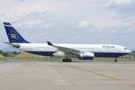 Scotchさんが、名古屋飛行場で撮影したヴォラーレ航空 A330-202の航空フォト(飛行機 写真・画像)