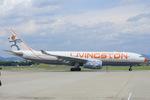 Scotchさんが、名古屋飛行場で撮影したリビングストン・エナジーフライト A330-243の航空フォト(飛行機 写真・画像)