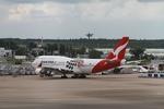 matsuさんが、成田国際空港で撮影したカンタス航空 747-48Eの航空フォト(飛行機 写真・画像)