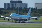 SKYLINEさんが、成田国際空港で撮影した大韓航空 747-4B5F/ER/SCDの航空フォト(写真)