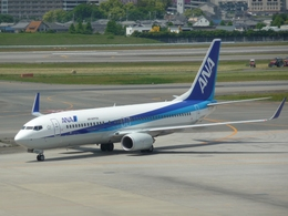 JL1663さんが、伊丹空港で撮影した全日空 737-881の航空フォト(飛行機 写真・画像)