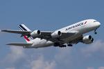 xxxxxzさんが、成田国際空港で撮影したエールフランス航空 A380-861の航空フォト(飛行機 写真・画像)