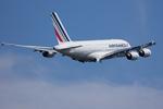 Severemanさんが、成田国際空港で撮影したエールフランス航空 A380-861の航空フォト(写真)