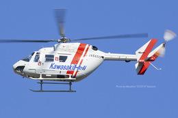 岐阜基地 - Gifu Airbase [RJNG]で撮影されたカワサキヘリコプタシステム - KAWASAKI HELICOPTER SYSTEMの航空機写真