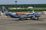 アイスコーヒーさんが、成田国際空港で撮影した中国東方航空 A330-343Xの航空フォト(飛行機 写真・画像)