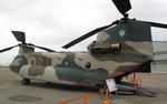 SH60J121さんが、春日基地で撮影した航空自衛隊 CH-47J/LRの航空フォト(写真)