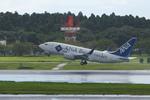 SKYLINEさんが、成田国際空港で撮影した全日空 737-781/ERの航空フォト(写真)
