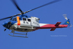 Scotchさんが、岐阜基地で撮影した岐阜県防災航空隊 412EPの航空フォト(写真)