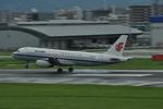 snow_shinさんが、福岡空港で撮影した中国国際航空 A320-232の航空フォト(飛行機 写真・画像)