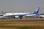 エアポートひたちさんが、成田国際空港で撮影した全日空 A320-214の航空フォト(写真)