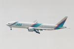 SKYLINEさんが、羽田空港で撮影した日本エアシステム 777-289の航空フォト(写真)