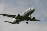 アイスコーヒーさんが、福岡空港で撮影した中国国際航空 A320-232の航空フォト(飛行機 写真・画像)