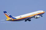Scotchさんが、鹿児島空港で撮影した日本航空 A300B4-622Rの航空フォト(飛行機 写真・画像)