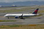 アイスコーヒーさんが、関西国際空港で撮影したデルタ航空 757-251の航空フォト(飛行機 写真・画像)