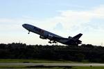 アイスコーヒーさんが、成田国際空港で撮影したフェデックス・エクスプレス MD-11Fの航空フォト(写真)