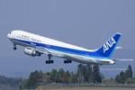 Scotchさんが、鹿児島空港で撮影したエアージャパン 767-381/ERの航空フォト(飛行機 写真・画像)