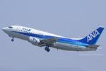 Scotchさんが、鹿児島空港で撮影したエアーニッポン 737-54Kの航空フォト(飛行機 写真・画像)