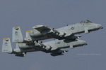 Scotchさんが、厚木飛行場で撮影したアメリカ空軍 A-10C Thunderbolt IIの航空フォト(写真)