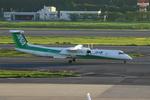 アイスコーヒーさんが、成田国際空港で撮影したANAウイングス DHC-8-402Q Dash 8の航空フォト(写真)