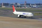ふじいあきらさんが、福岡空港で撮影した日本航空 767-346の航空フォト(写真)