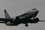 アイスコーヒーさんが、福岡空港で撮影したANAウイングス 737-5L9の航空フォト(飛行機 写真・画像)