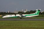 WING_ACEさんが、伊丹空港で撮影したANAウイングス DHC-8-402Q Dash 8の航空フォト(飛行機 写真・画像)