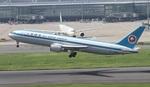 肉食獣さんが、羽田空港で撮影した全日空 767-381の航空フォト(写真)