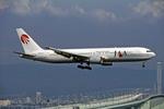 関西国際空港 - Kansai International Airport [KIX/RJBB]で撮影された日本アジア航空 - Japan Asia Airways [EG/JAA]の航空機写真