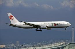 Gambardierさんが、関西国際空港で撮影した日本アジア航空 767-346の航空フォト(写真)
