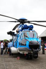 アカゆこさんが、新竹飛行場で撮影した中華民国空軍 EC225 Super Puma Mk2+の航空フォト(飛行機 写真・画像)