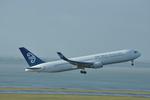snow_shinさんが、オークランド空港で撮影したニュージーランド航空 767-319/ERの航空フォト(飛行機 写真・画像)