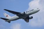 xxxxxzさんが、成田国際空港で撮影したジェット・アジア・エアウェイズ 767-246の航空フォト(飛行機 写真・画像)
