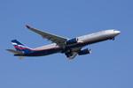 Severemanさんが、成田国際空港で撮影したアエロフロート・ロシア航空 A330-343Xの航空フォト(写真)