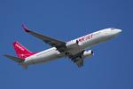 Severemanさんが、成田国際空港で撮影したイースター航空 737-8Q8の航空フォト(写真)
