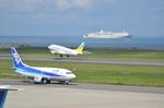 KIJ001Zさんが、新潟空港で撮影したANAウイングス 737-5L9の航空フォト(写真)