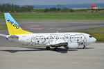 KIJ001Zさんが、新潟空港で撮影したAIR DO 737-54Kの航空フォト(写真)