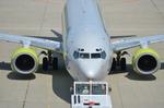 KIJ001Zさんが、新潟空港で撮影したジンエアー 737-86Nの航空フォト(写真)