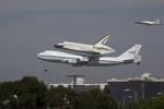LAX Spotterさんが、ロサンゼルス国際空港で撮影したアメリカ航空宇宙局 747-123の航空フォト(写真)