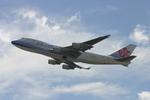 アイスコーヒーさんが、関西国際空港で撮影したチャイナエアライン 747-409F/SCDの航空フォト(飛行機 写真・画像)