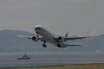 アイスコーヒーさんが、関西国際空港で撮影したキャセイパシフィック航空 777-367の航空フォト(飛行機 写真・画像)