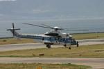 アイスコーヒーさんが、関西国際空港で撮影した海上保安庁 EC225LP Super Puma Mk2+の航空フォト(写真)