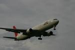 アイスコーヒーさんが、福岡空港で撮影した日本航空 767-346の航空フォト(飛行機 写真・画像)