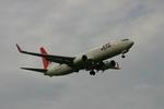 アイスコーヒーさんが、福岡空港で撮影したJALエクスプレス 737-846の航空フォト(飛行機 写真・画像)