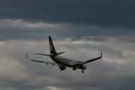 アイスコーヒーさんが、福岡空港で撮影したスカイマーク 737-86Nの航空フォト(飛行機 写真・画像)