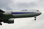 アイスコーヒーさんが、福岡空港で撮影した全日空 767-381の航空フォト(飛行機 写真・画像)