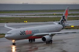 さっしんさんが、中部国際空港で撮影したジェットスター A330-202の航空フォト(飛行機 写真・画像)