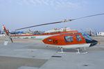 Scotchさんが、オシアナ海軍航空基地アポロソーセックフィールドで撮影したアメリカ海軍 206B-3 JetRanger IIIの航空フォト(飛行機 写真・画像)