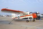 Scotchさんが、オシアナ海軍航空基地アポロソーセックフィールドで撮影したアメリカ海軍 NU-1B Otter (DHC-3)の航空フォト(飛行機 写真・画像)