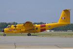 Scotchさんが、オシアナ海軍航空基地アポロソーセックフィールドで撮影したカナダ軍 CC-115 Buffaloの航空フォト(飛行機 写真・画像)