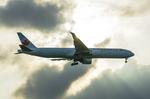 うえぽんさんが、成田国際空港で撮影したエア・カナダ 777-333/ERの航空フォト(写真)
